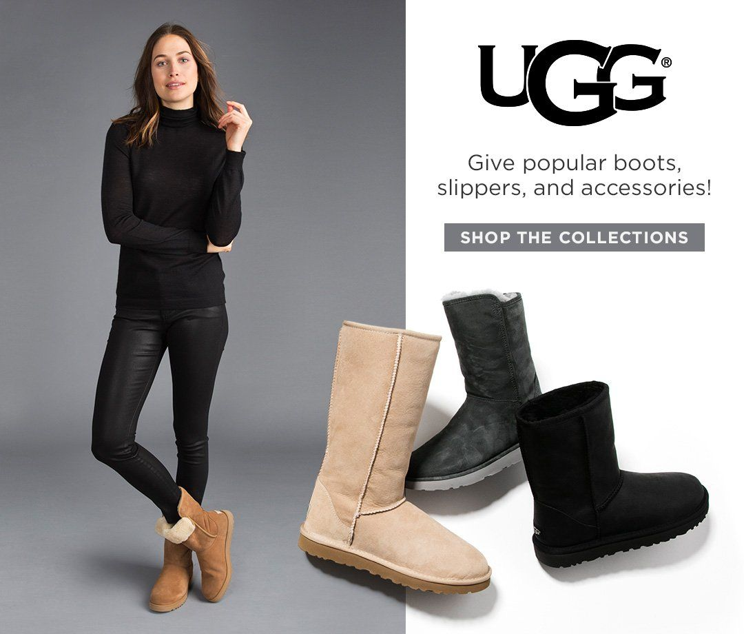 Hero-1-UGG-11-12-2016 UGG.Give popular boots, slippers, and accessories! Shop the Collections.