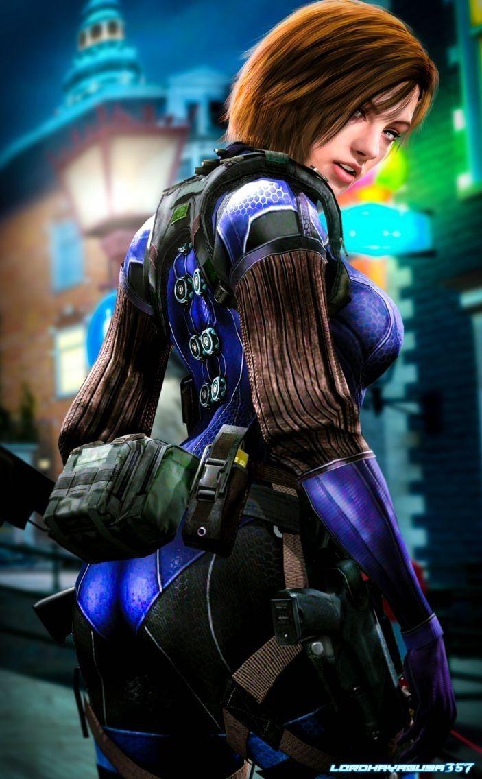 Pin by 💮NATALIE💮 on Games | Resident evil girl, Resident