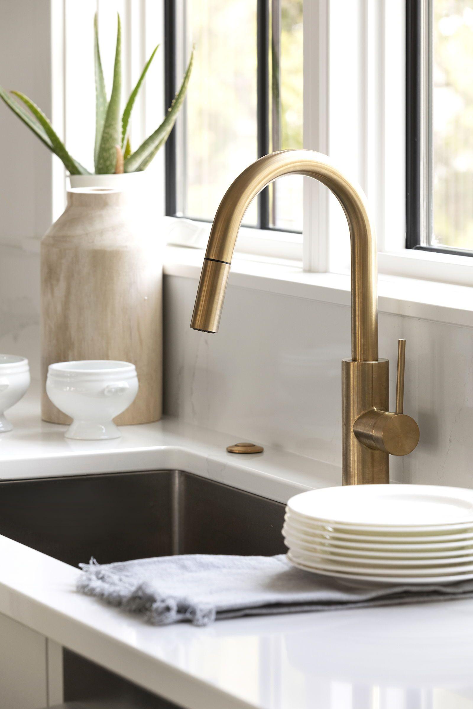 Brass Faucet House Plumbing Plumbing Fixtures Brass Kitchen Sink