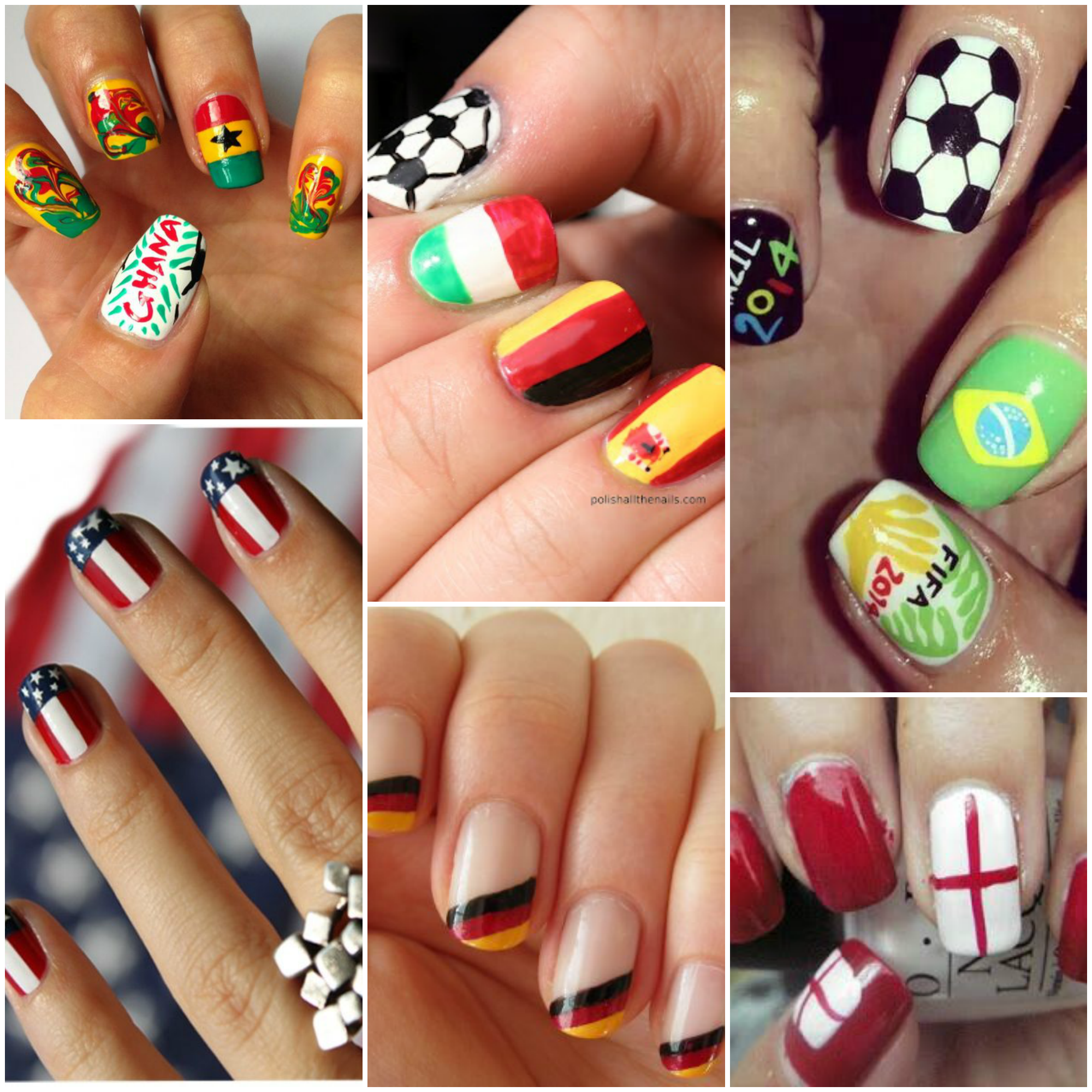 Check out more FIFA World Cup fashion ideas for women... http://www ...
