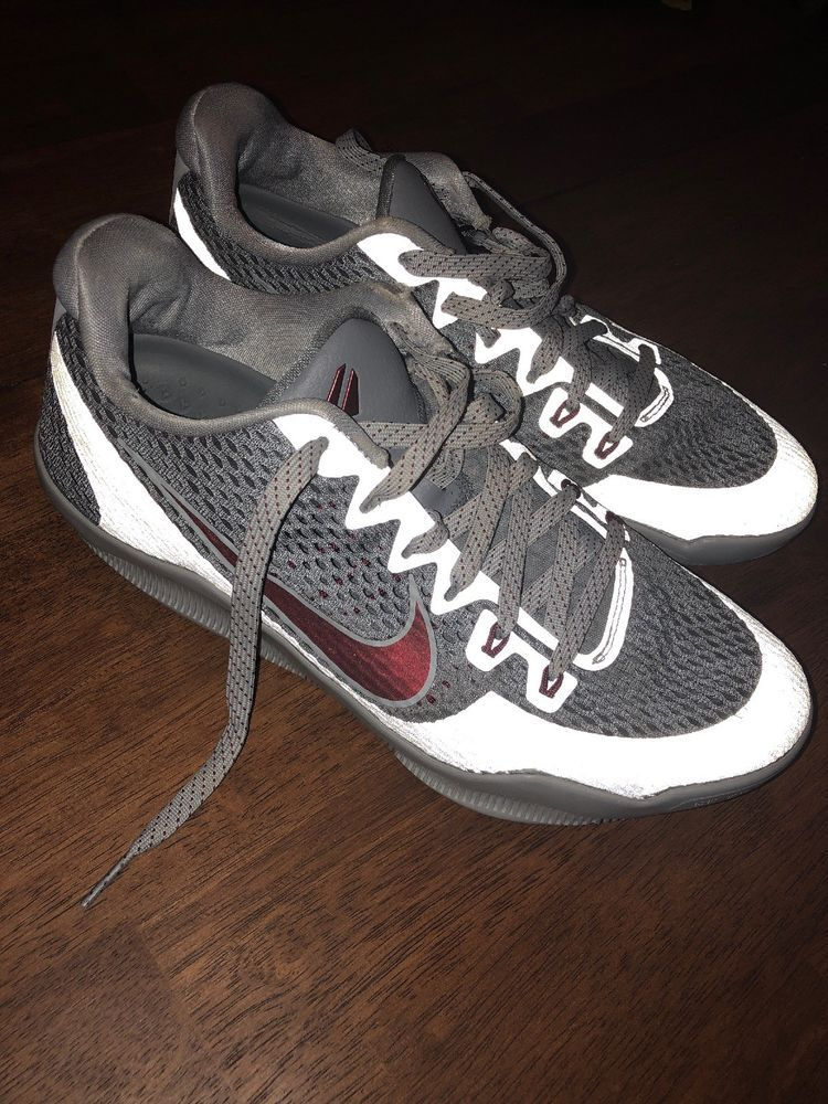 9506ff56e249 Nike Kobe XI Lower Merion Aces 836183-006 Cool Gray Team Red Bryant Size  10.5  fashion  clothing  shoes  accessories  mensshoes  athleticshoes (ebay  link)