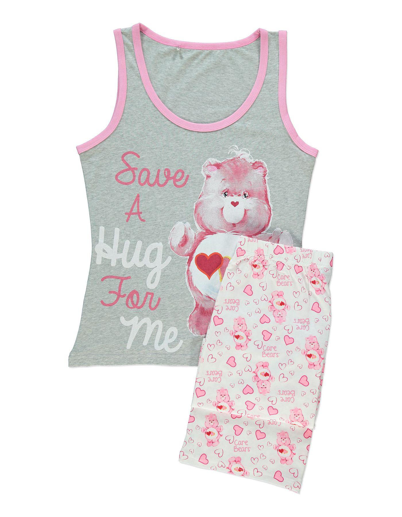 White apron asda - Tickled Pink Care Bear Pyjamas Women George At Asda