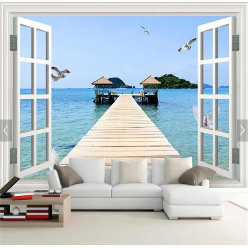 Baby Wall Paper Cost How Much Does Wallpaper Installation Cost How To Install Wallpaper Mural Wallpaper Window Painting