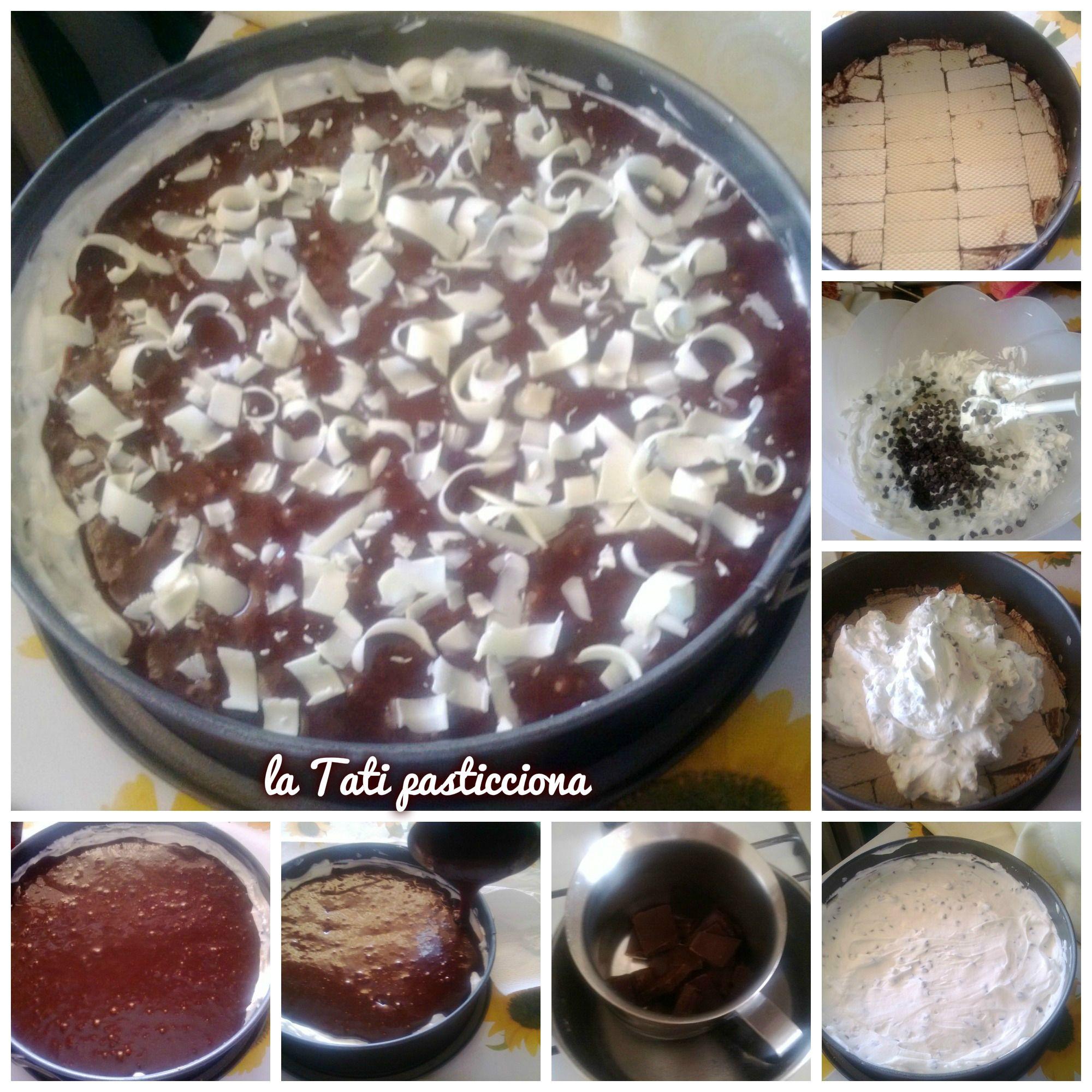 cheesecake alla panna