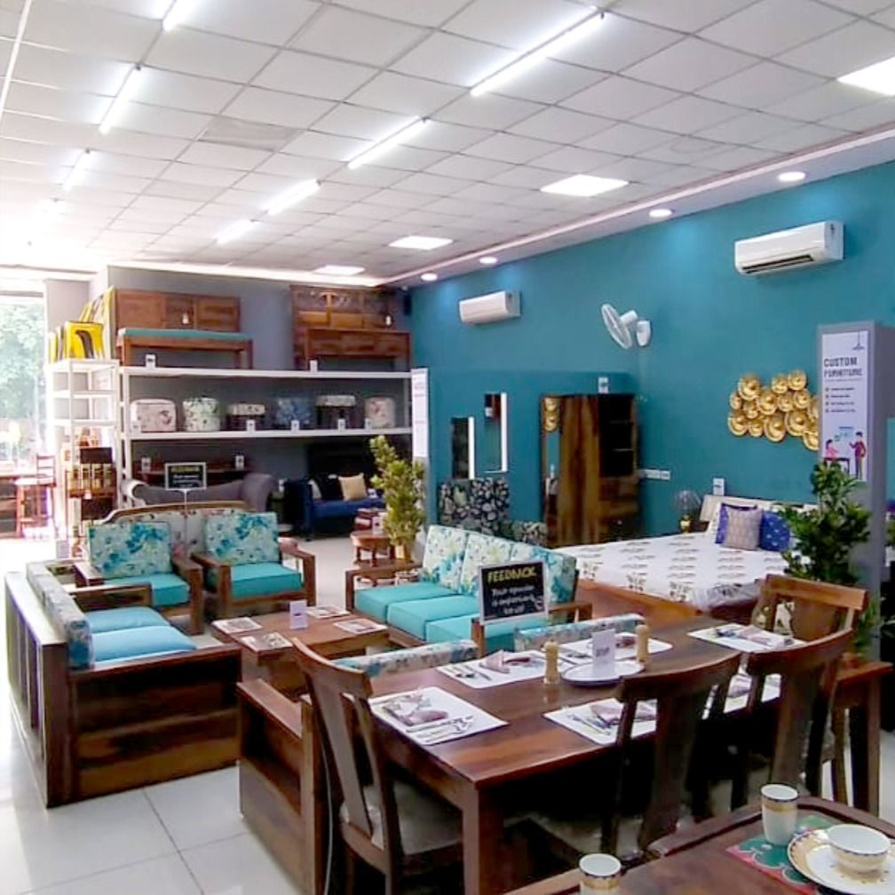 Jaipur Experience Store In 2020 Furniture Trending Decor Home Decor