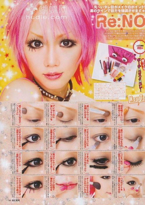 Makeup Tutorial - Re:NO