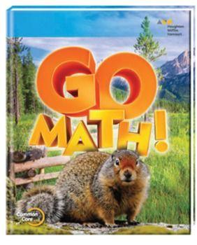Go Math Grade 4 Ch 3 Smartboard Slides 2015 2016 Edition Go Math Math Math Books