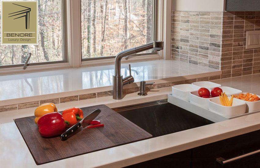 Pin by benore ir on بهترین ایده های طراحی برای آشپزخانه های کوچک ...