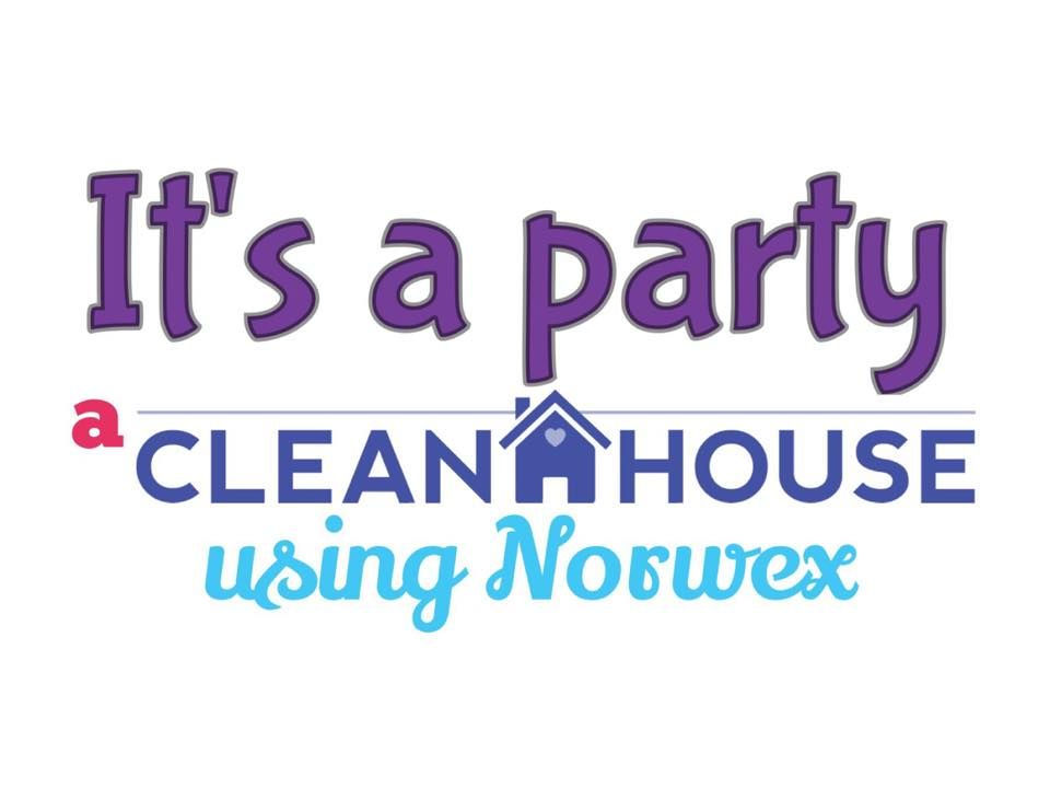 I\'m Having a Norwex Party and You\'re Invited