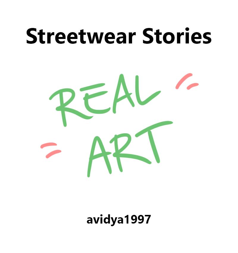 Streetwear webcomic by me #12