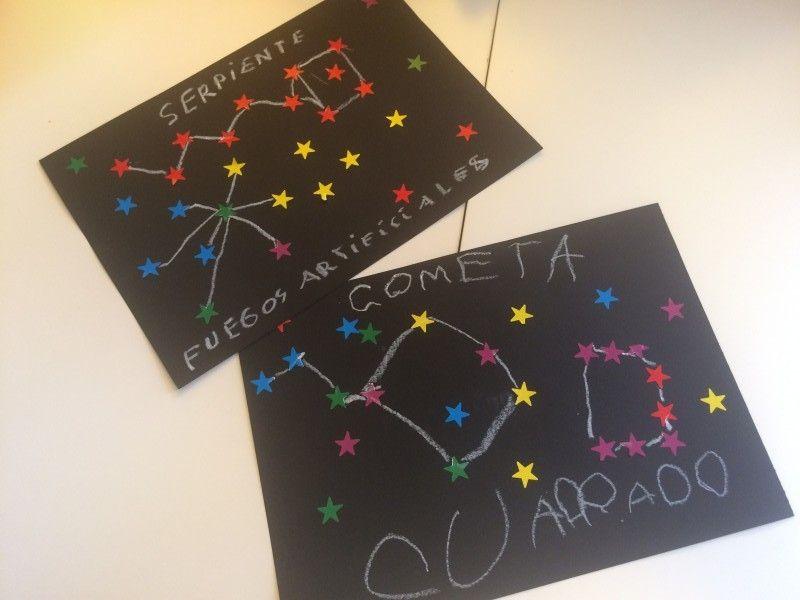 Buscar e inventar nuevas constelaciones es una buena forma de iniciar a los más pequeños en la astronomía y sus usos más comunes. Aprendemos sobre ellas.