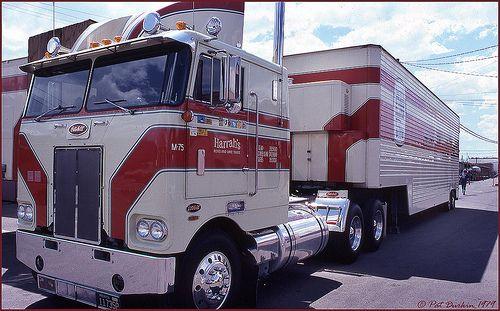 352 peterbilt coe | 1972 Peterbilt 352 Pacemaker COE - fvl