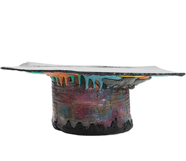 GAETANO PESCE. Puddle Table 2012   Editions David Gill, Limited To 7 + 2P