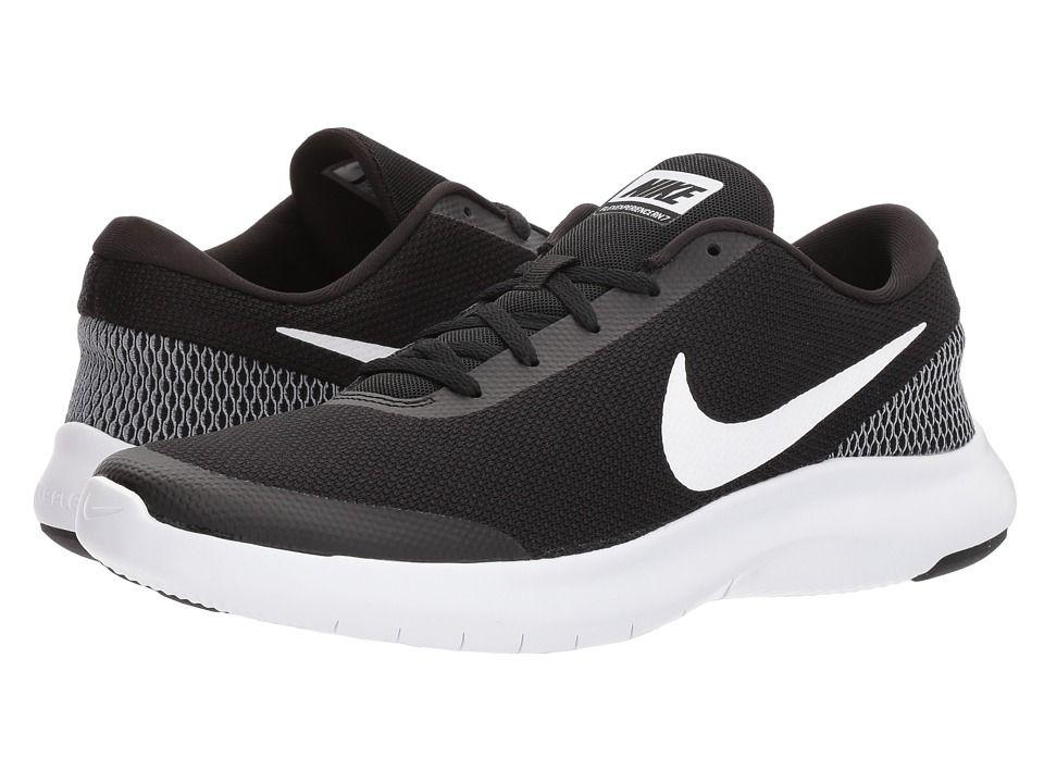398c767524b9 Nike Flex Experience RN 7 (Black White White) Men s Running Shoes ...