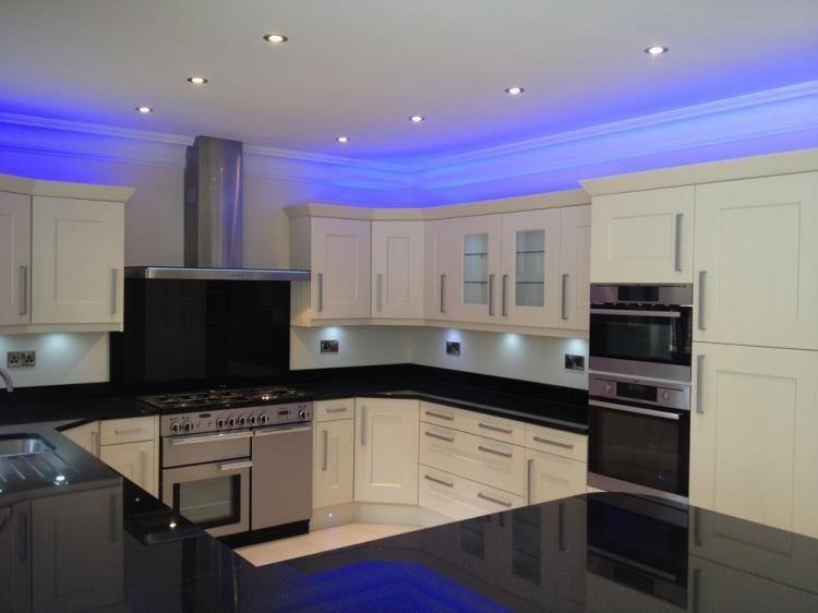 Best Led Light For The Kitchen Ideas Kitchen Led Lighting