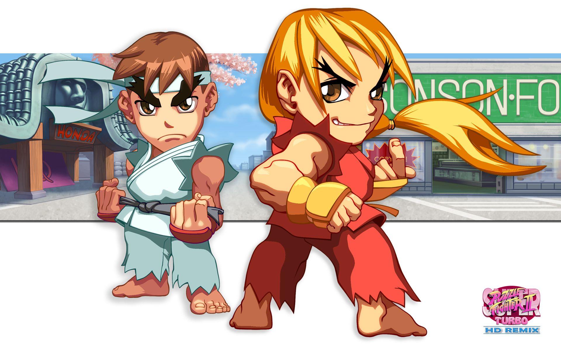 street fighter | ryu & ken fan art | a-kon inspiration | pinterest