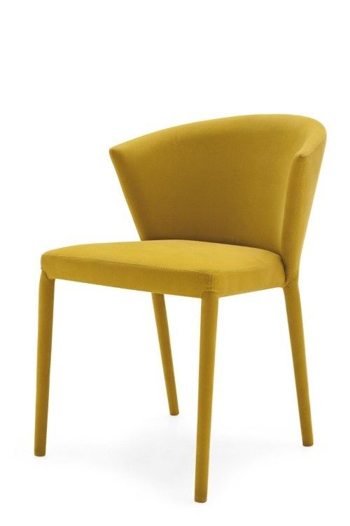 Calligaris Amelie Chair Yellow With Images Dining Chairs Calligaris Luxury Chairs