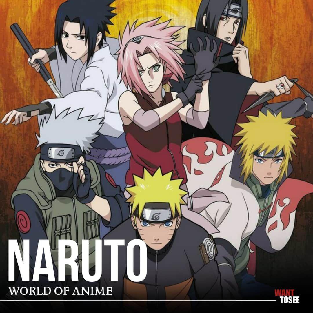 Top Animes To Watch in 2020 Wallpaper naruto shippuden