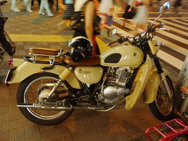 What S Your Used Bike Worth Hagerty Has An Idea They Re Willing To Share Suzuki Motorcycle Bike Motorcycle