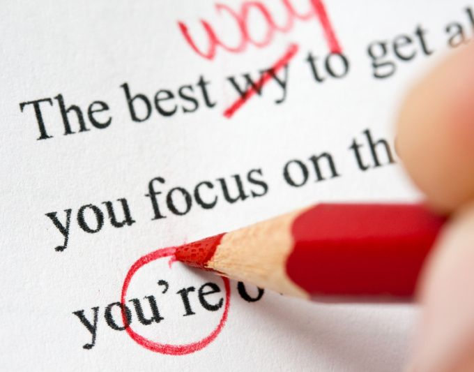 proofread and edit your essay, letter, or piece of writing by ...