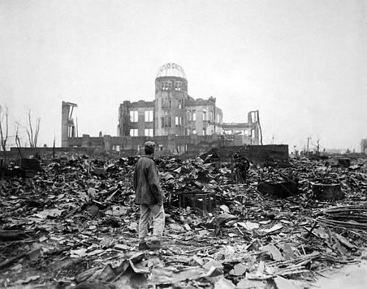 Hiroshima Devastating bomb that killed humanity