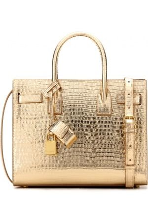 Carteras y monederos - Saint Laurent Sac De Jour Baby Embossed Leather Tote 7a4ec74e907aa