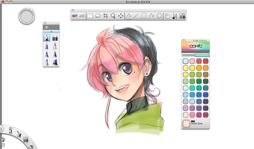 Sketchbook Copic Free From The Apple Store An App For Your