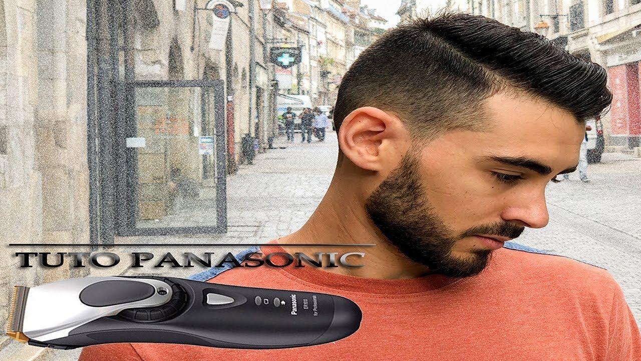 Degrade Debutant Avec Une Seule Tondeuse Panasonic Tuto Youtube Degrade Cheveux Homme Tondeuse Panasonic Coiffure Homme Tondeuse