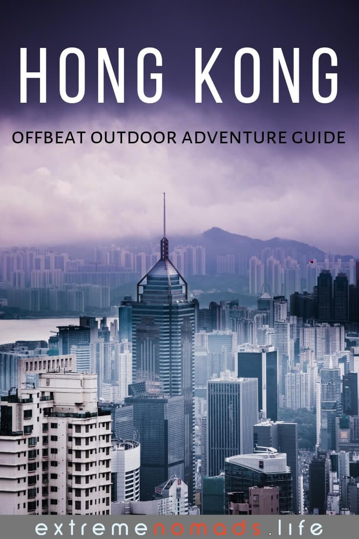 5 Outdoorsy Things To Do In Hong Kong (+Travel Guide For