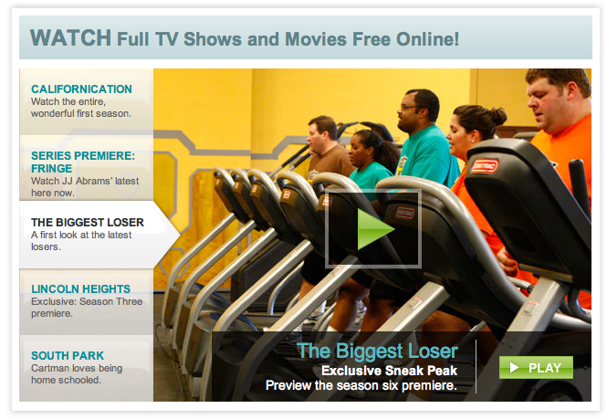 Fancast › Watch Online Videos, TV, Movies, Trailers, and More! › PatternTap