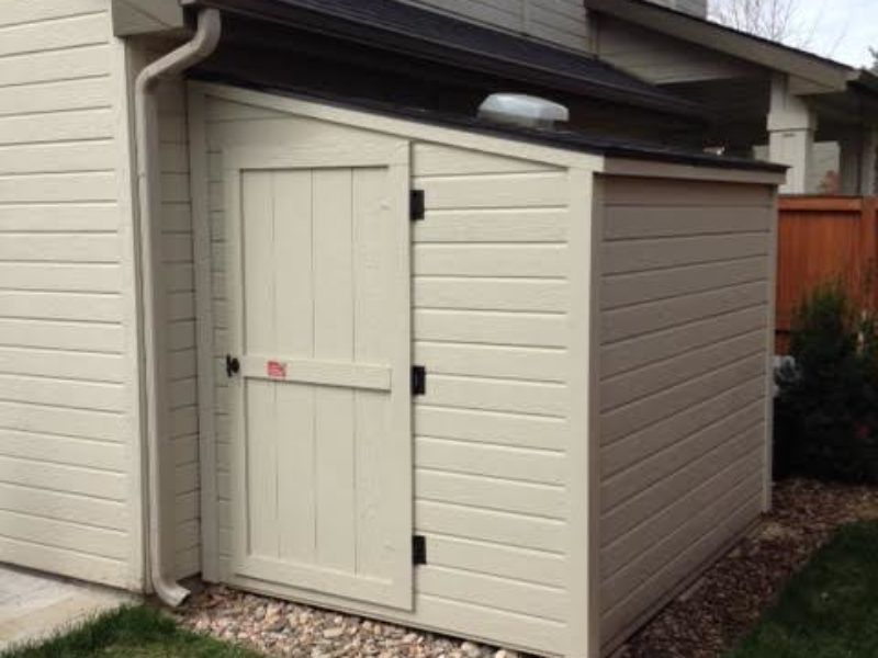 Pin By Kathy Conley On Patio For New House In 2020 Lean To Shed Storage Wood Shed