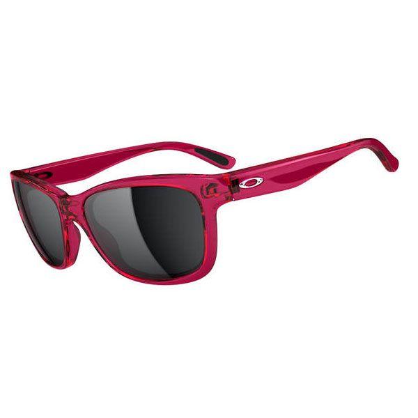 51e7e7a0be7 Oakley Women s Forehand Sunglasses - Neon Pink   Black Iridium Polarized  Lens OO9179-15