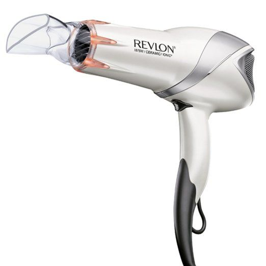 Revlon 1875w Infrared Hair Dryer For Faster Drying Maximum Shine Infrared Hair Dryer Revlon Hair Dryer Best Hair Dryer