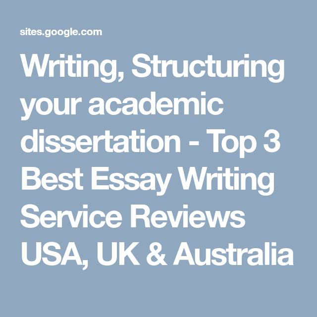 top academic essay writing services au