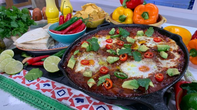 Phil Vickery's Mexican brunch in 2020 | Mexican brunch ...