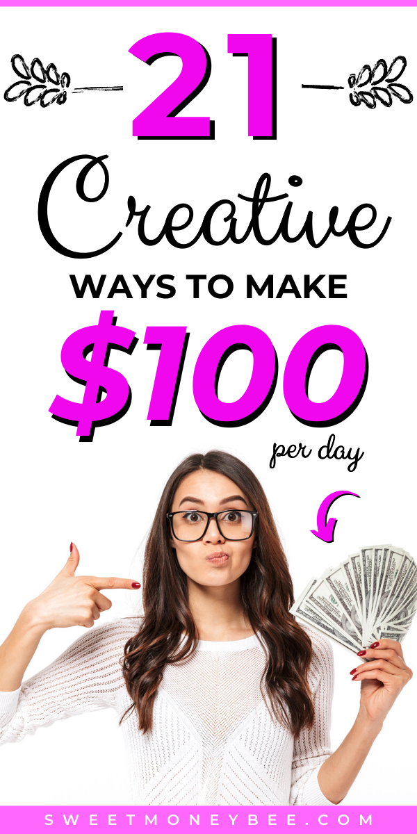 21 Creative Ways on How To Make Money Fast (Make $