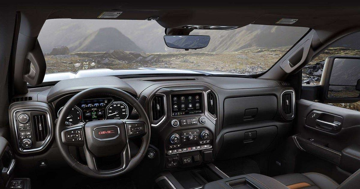 2019 2020 2022 Gmc Sierra Interior Gmc Release Date Price 2022 Gmc Sierra Interior Specs Reviews Owners Manual 2022 Gmc Sierra Interior Changes Photos Redesign Di 2020