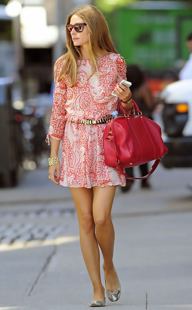 Here's a quick guide that you can use to look like the gorgeous chic #OliviaPalermo. - DesignerzCentral