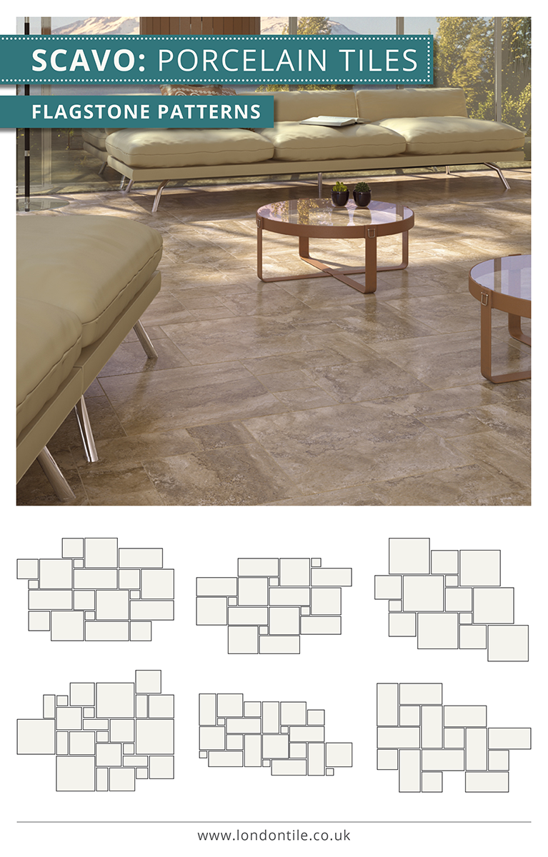 Flagstone patterns lay your tiles a variety of ways with our flagstone patterns lay your tiles a variety of ways with our flagstone patterns shown dailygadgetfo Image collections