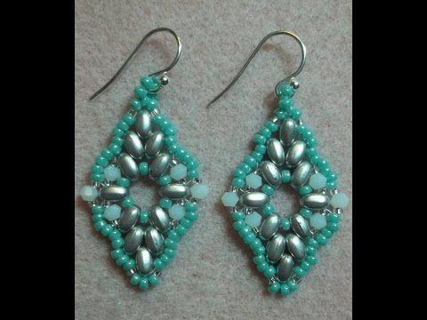 Diamond Duo Earrings