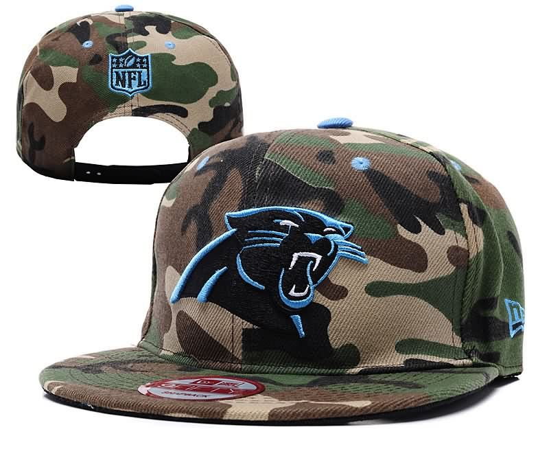 9664929e Discount Carolina Panthers Camo Snapback Hat Wholesale | Carolina ...