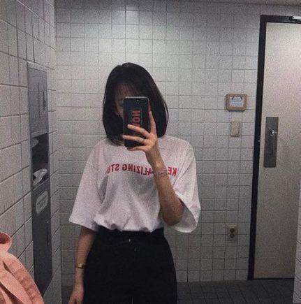Hair Short Styles Korean Ulzzang 25 Ideas Ulzzang Korean Girl Ulzzang Girl Ulzzang Fashion