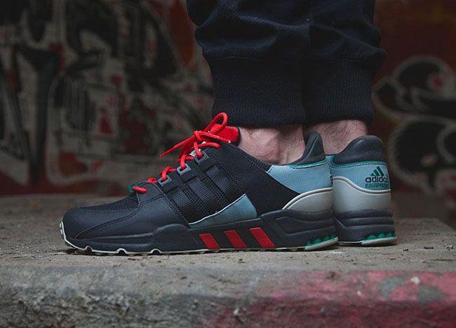 "adidas Equipment Running Support 93 ""Green Earth"" - EU Kicks: Sneaker Magazine"