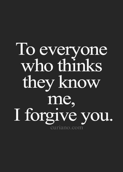 I forgive you ;)