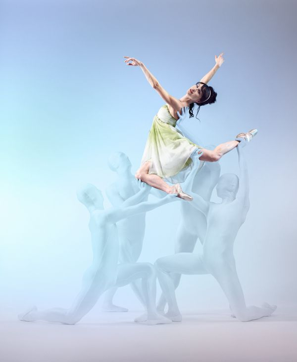 Het Nationale Ballet by Ruud Baan on Photography Served