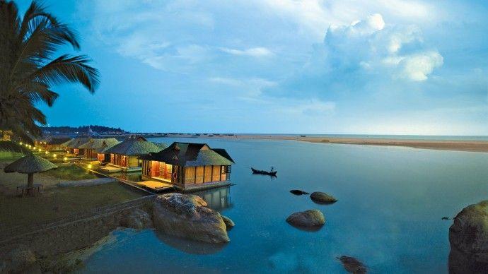 Poovar Ayurveda Village  https://www.spadreams.se/billiga/indien/sydvaestra-indien-kerala/poovar-beach-trivandrum/poovar-ayurveda-village/?t=5&dmin=7