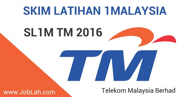 Skim Latihan 1Malaysia 2016 #slimtm2016