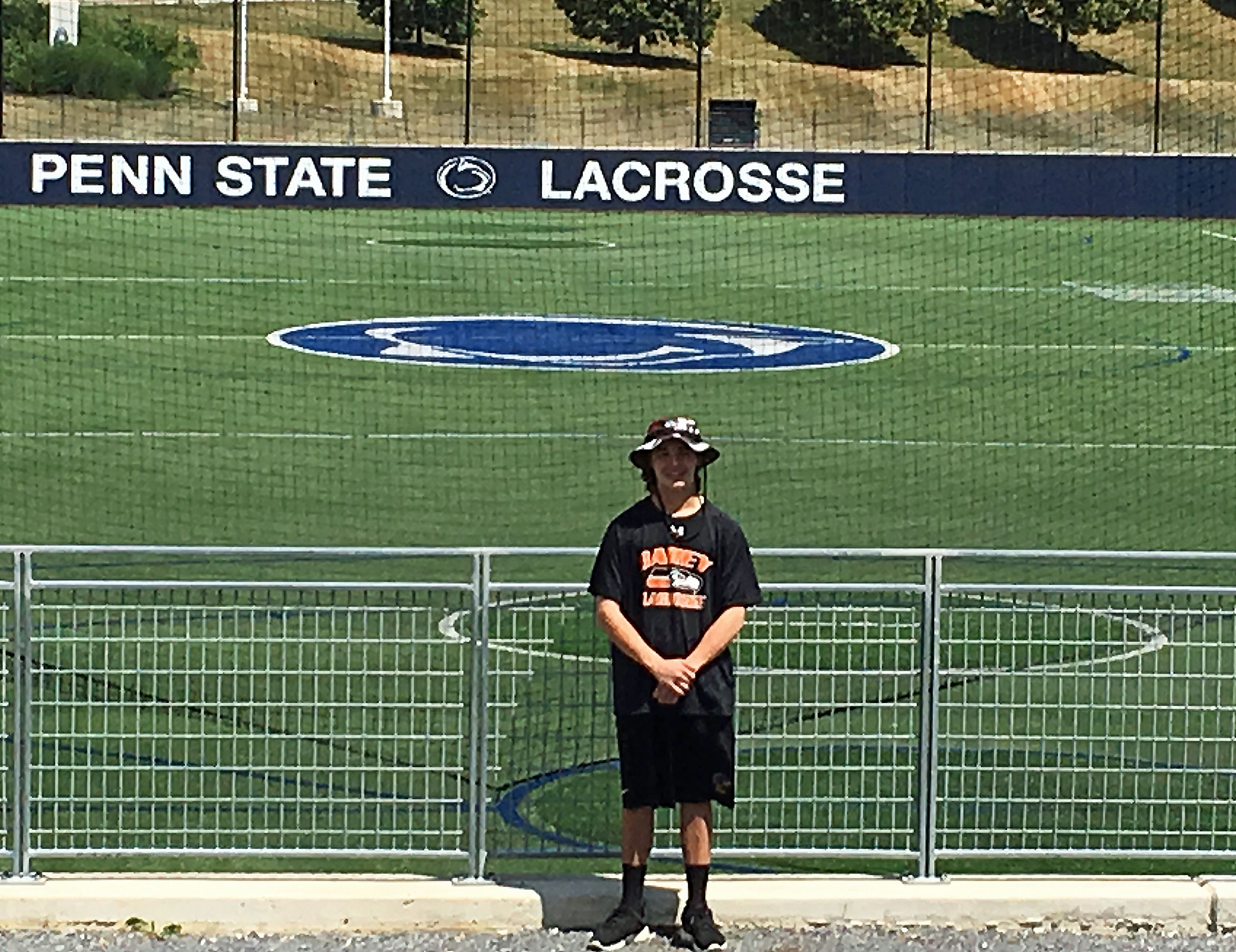 PENN STATE LACROSSE CAMP 2016