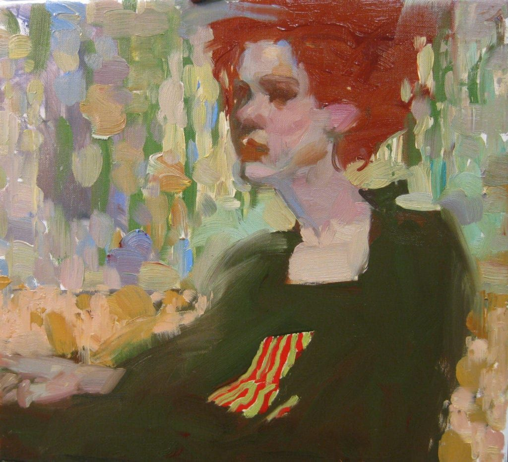 A week painting at scottsdale art school with milt