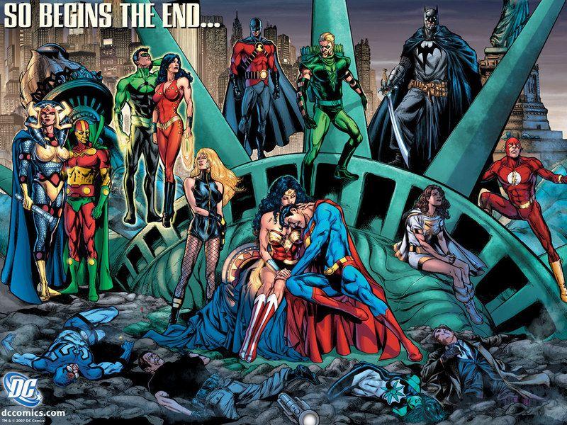 Dc Comic Poster Dc Comics Wallpapers Dc Comics Wallpaper